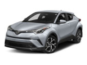 Toyota Canada Incentives for the new 2019 Toyota C-HR Compact Crossover SUV in Milton, Toronto, and the GTA